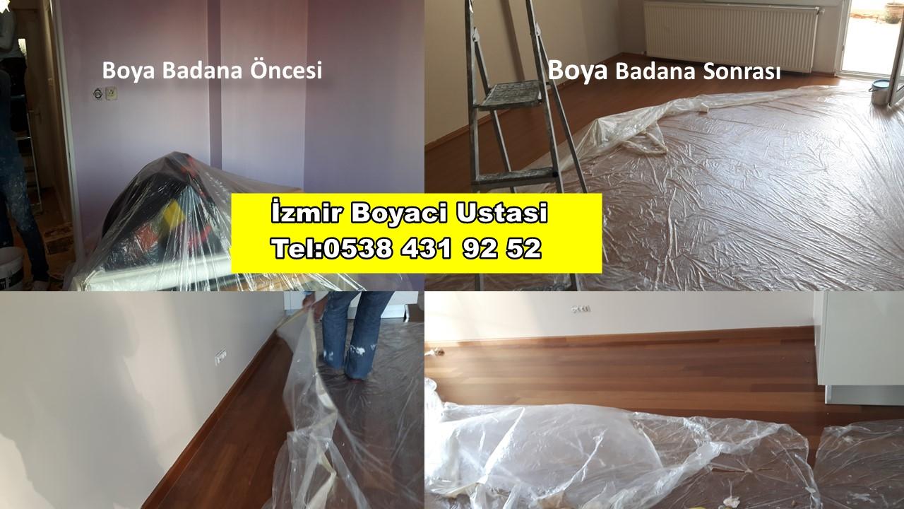 Boyacı Ustası Izmir Boya Badana Ustaları 0538 431 92 52